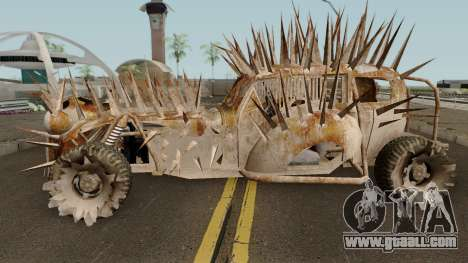 The vulture from Mad max for GTA San Andreas