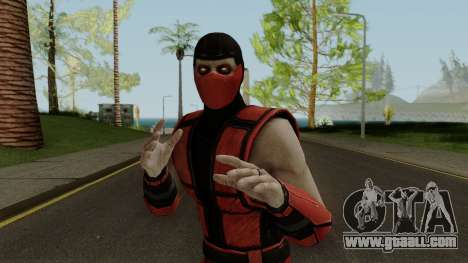 Klassic Ermac MKXM for GTA San Andreas