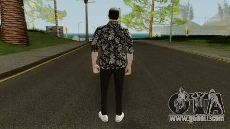Skin DLC After Hours Male for GTA San Andreas third screenshot