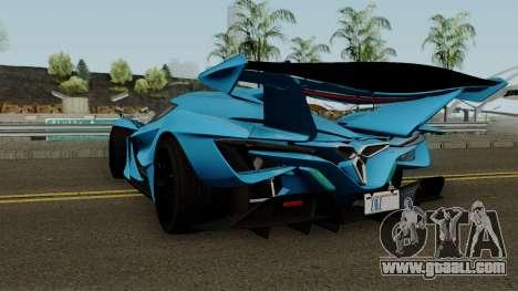 Apollo Intenza Emozione for GTA San Andreas