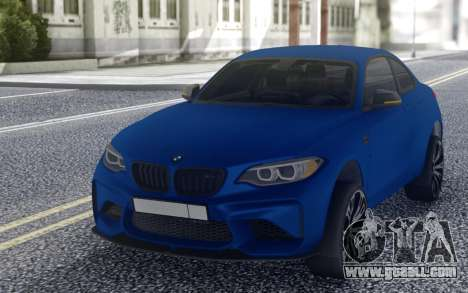 BMW M2 for GTA San Andreas