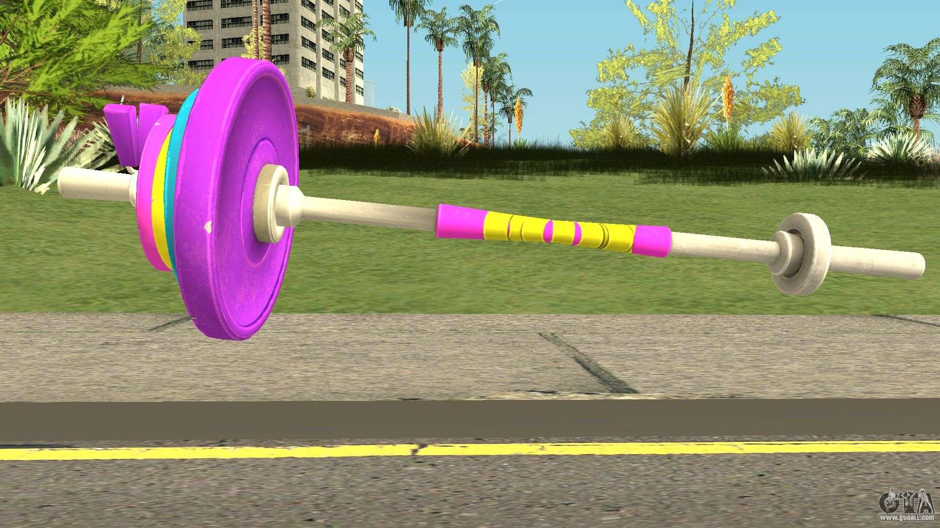 Fortnite Weapon For Gta San Andreas