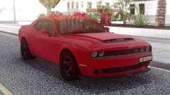 Dodge Demon for GTA San Andreas