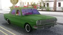 GAZ-24 for GTA San Andreas