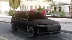 BMW X7 2017 for GTA San Andreas