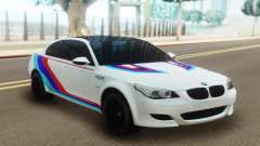 BMW M5 E60 AMG for GTA San Andreas