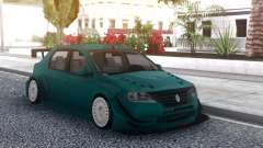 Renault Logan WTCC for GTA San Andreas
