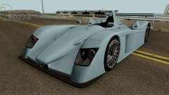 Audi R8 LMP900 2002 for GTA San Andreas