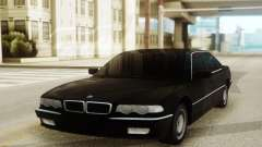 BMW E38 for GTA San Andreas