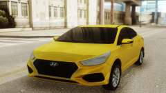Hyundai Solaris Standard for GTA San Andreas