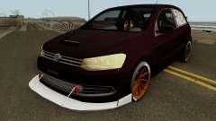 Volkswagen Gol Turbo de Martin Gallego for GTA San Andreas
