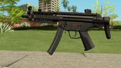 MP5 HQ (With HD Original Icon) for GTA San Andreas