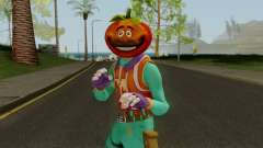 Fortnite TomatoHead Skin for GTA San Andreas