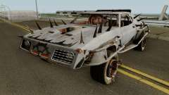 Ford Falcon from Mad Max the game