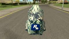 Retexture Parachute HQ (With HD Original Icon) for GTA San Andreas