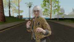 After Hours DLC Female HQ for GTA San Andreas
