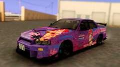 Nissan Skyline HR34 for GTA San Andreas