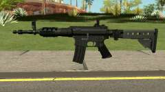 Colt M15 for GTA San Andreas