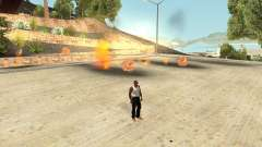 Meteor Mod for GTA San Andreas