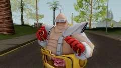 Krang TMNT for GTA San Andreas