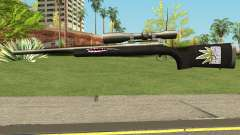 Sniper Rifle DrugWar for GTA San Andreas
