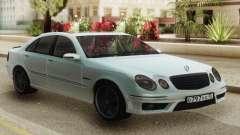 Mercedes-Benz W211 E63 for GTA San Andreas