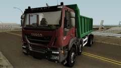 Iveco Trakker Dumper 8x4