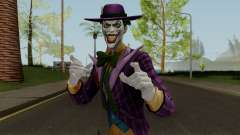 Joker Legendary From DC Legends for GTA San Andreas