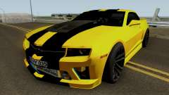 Mygarage Chevrolet Camaro SS Construction (Izmir