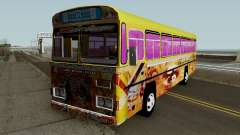 Hashan Golden Bird Bus for GTA San Andreas