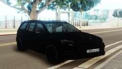 Mercedes-Benz GL63 Pure Black for GTA San Andreas