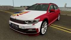 Volkswagen B8 Stationwagon MEY Yapım (Izmir car) for GTA San Andreas