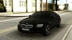 BMW M6 Black for GTA San Andreas