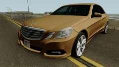 Mercedes-Benz E500 HQ for GTA San Andreas