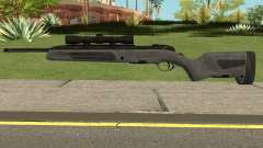 Steyr Scout Gray for GTA San Andreas