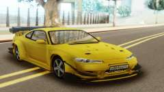 1999 Nissan Silvia S15 for GTA San Andreas