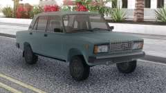 LADA 2107 Stock for GTA San Andreas