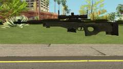 L96 Sniper Rifle for GTA San Andreas