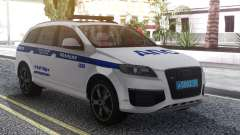 Audi Q7 Police for GTA San Andreas