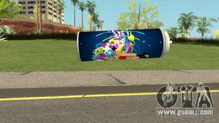 Spraycan HQ (With HD Original Icon) for GTA San Andreas