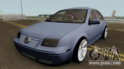 Volkswagen Bora (Jetta) Beta for GTA San Andreas