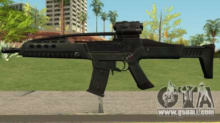 CSO2 XM8 Assault Rifle for GTA San Andreas