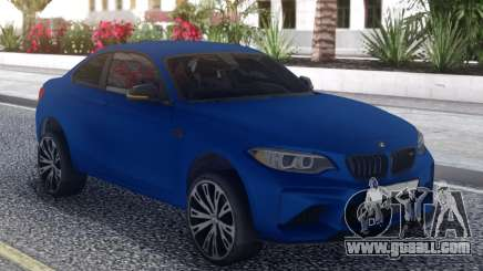 BMW M2 Wheels for GTA San Andreas