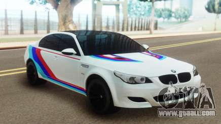 BMW M5 E60 AMG for GTA San Andreas