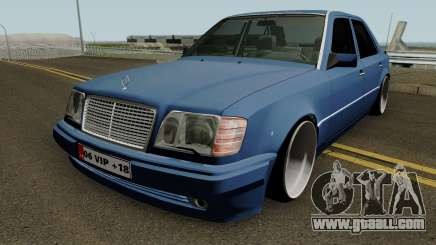 Mercedes Benz E500 Limited Kyosho for GTA San Andreas