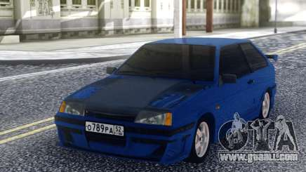 VAZ 2108 Hatchback for GTA San Andreas
