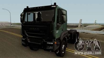 Iveco Trakker Cab Low 6x4 for GTA San Andreas