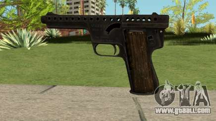 Gyrojet Pistol for GTA San Andreas