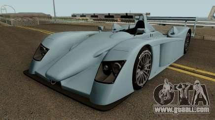 Audi R8 LMP900 2002 for GTA San Andreas