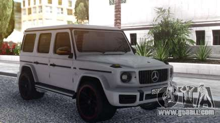 Mercedes-Benz G63 AMG Editon1 W464 for GTA San Andreas